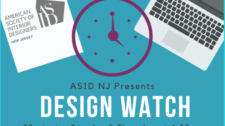 Design Watch Every Tues. & Thurs. at 4 PM