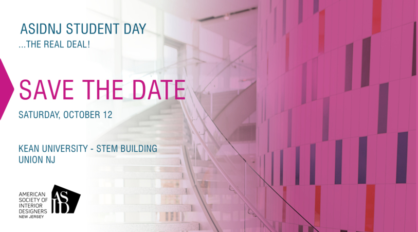 Save the Date for ASID Student Day!