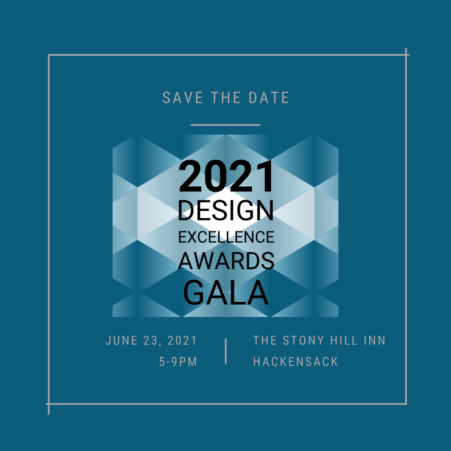 2021 DESIGN EXCELLENCE AWARDS COMPETITION