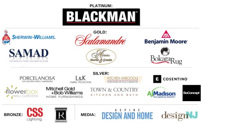 Thank You To Our Generous Sponsors!